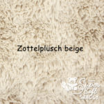 Zottelfell - Beige (+10Euro)