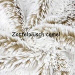 Zottelfell - Camel (+10Euro)