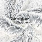 Zottelfell - Grau Silber (+10Euro)