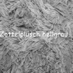 Zottelfell - Hellgrau (+10Euro)