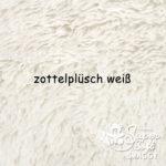 Zottelfell - Weiss (+10Euro)